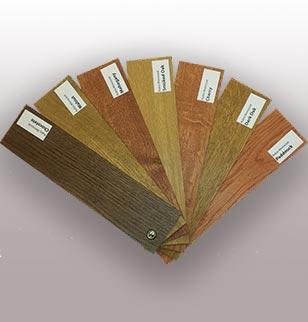 Onderhoud vloer kleurenwaaier